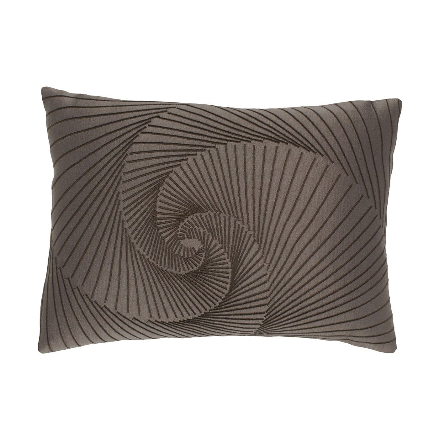 Modern Living by WestPoint Home 1C94440 Mercer 12-in x 18-in Spiral Embroidery Pillow ATG ...