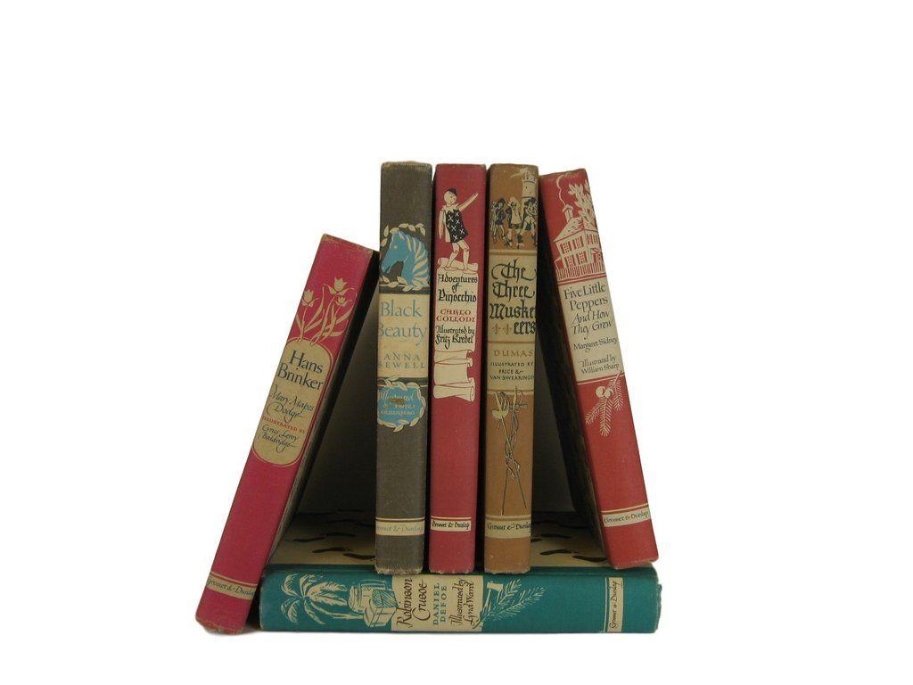 Children S Classic Book Collection Set Of 6 Cheap Living Room Decor Cheap Bedroom Decor Cheap Rustic Decor