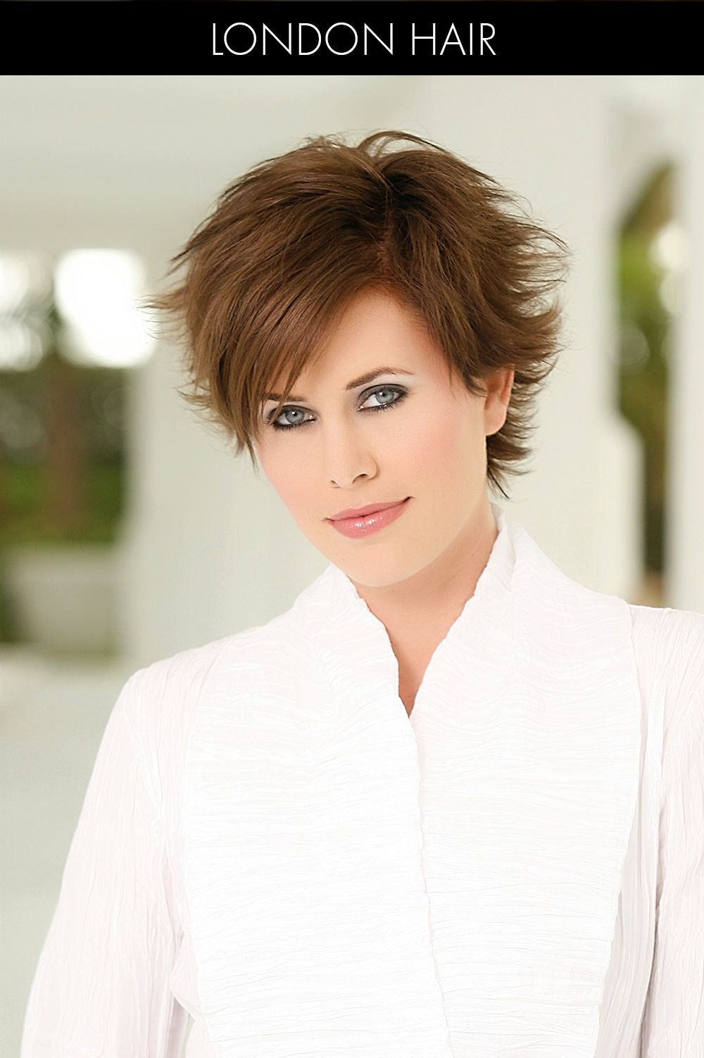 Short Flip Hairstyles : short, hairstyles, Short, Layered, Haircuts, Trending, Layers,, Styles,