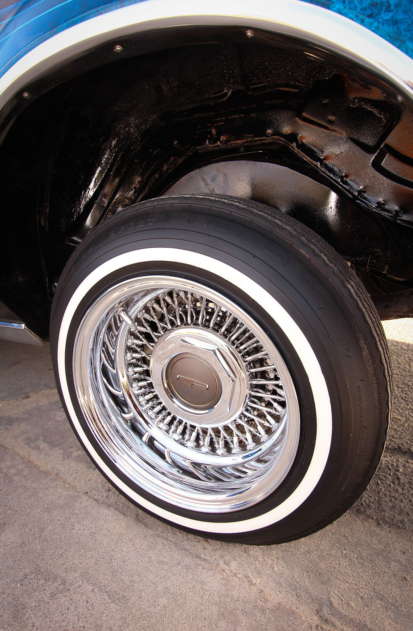 Lowrider rims 4 sale - 1979 Lincoln Mark V True Spoke Wire Wheel The Material Which I Can Produce Is Suitable For Different Flat Objects E G Cogs Casters Wheels