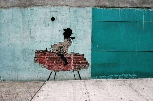 Banksy   Graffiti Artist photo