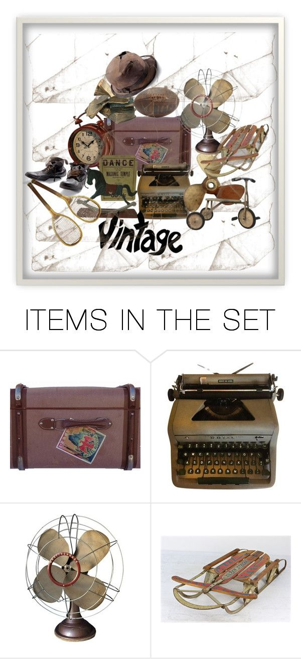 """all things old"" by sum1smuse ❤ liked on Polyvore featuring art"