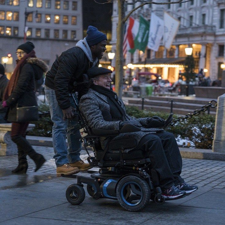 'The Upside' Trailer Bryan Cranston And Kevin Hart Join