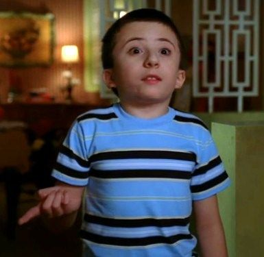Atticus Shaffer Who Plays Brick Heck In The ABC Sitcom Middle Is Probably