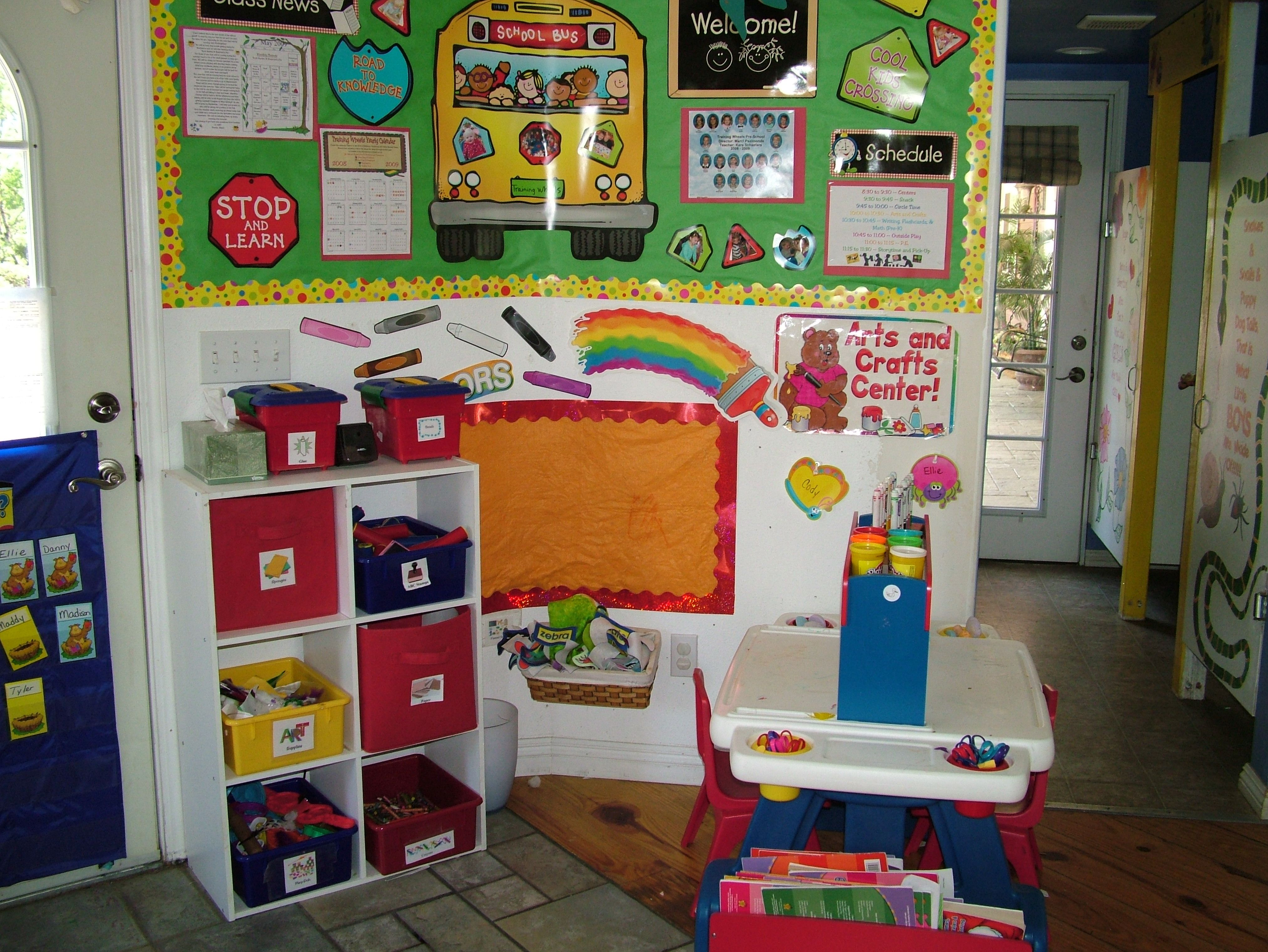 Why You Should Have Learning Centers In Your Home Daycare ...