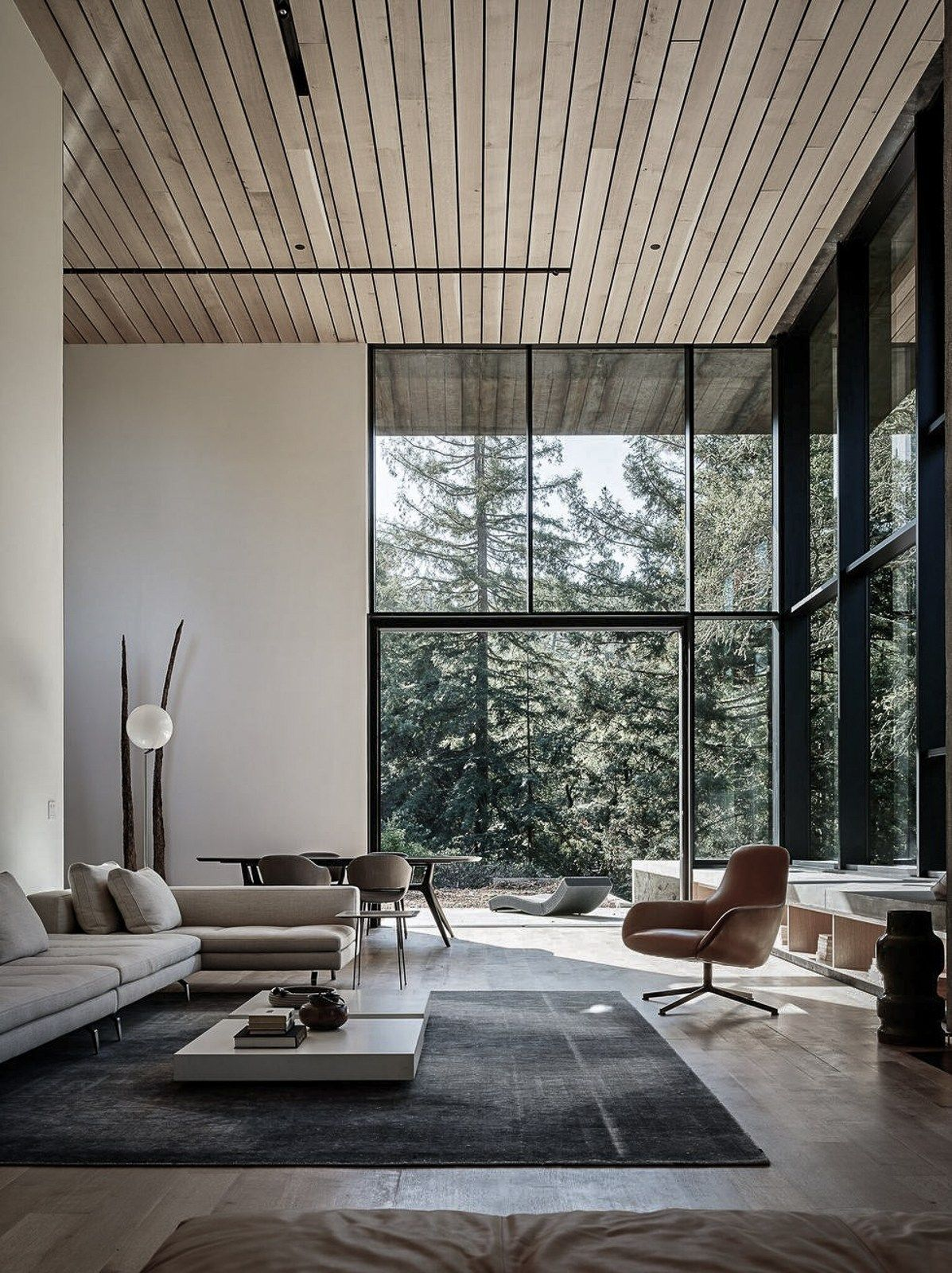 Abitare Ad Amsterdam faulkner architects | luxury living room, apartment living