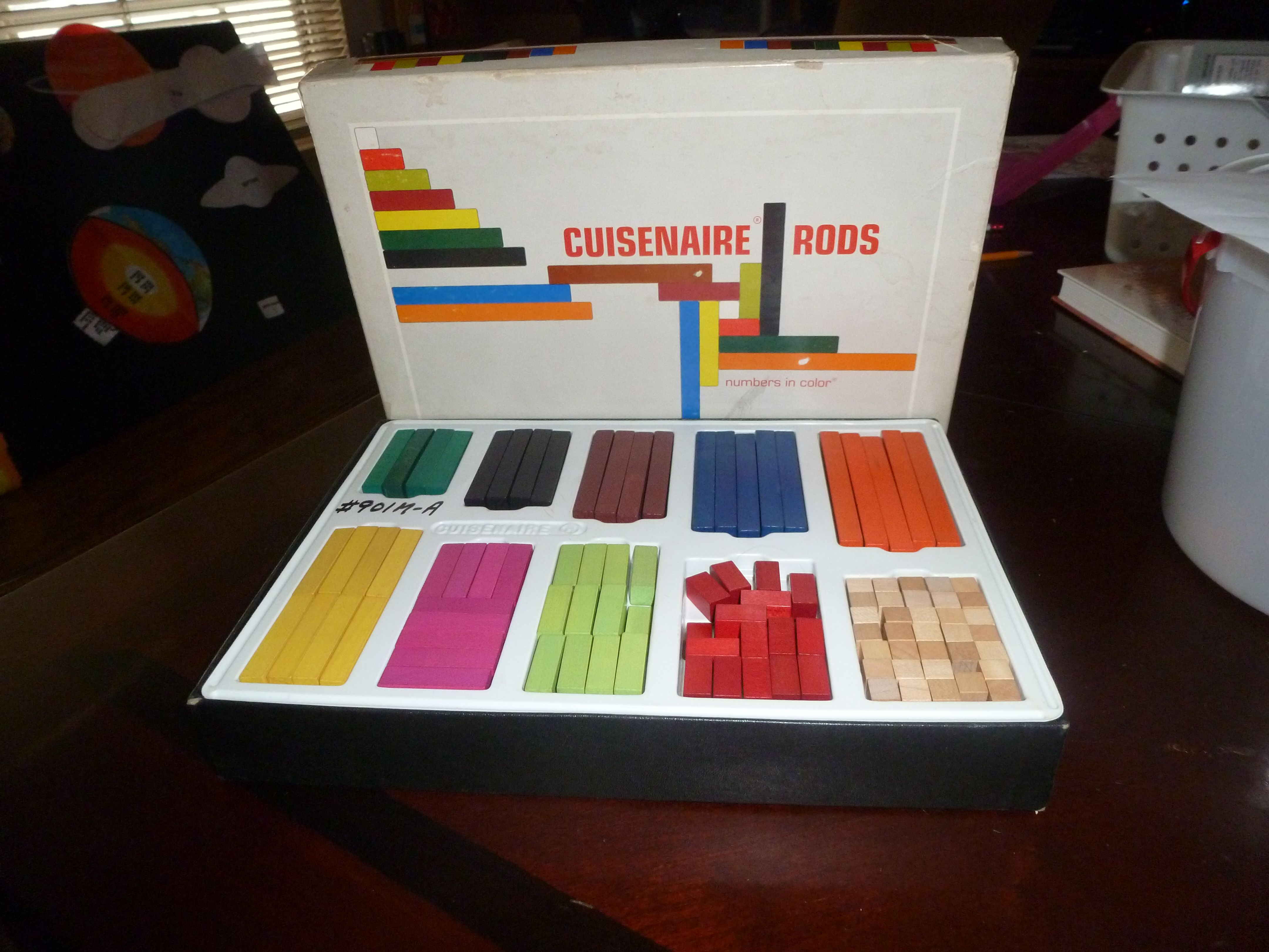 More Math With Cuisenaire Rods