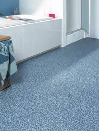 Gallery Linoleum Flooring Patterns Bathroom Linoleum Blue Mosaic
