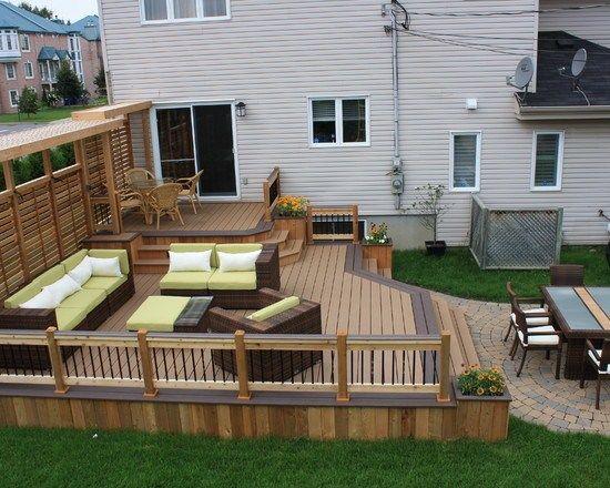 Amenagement Terrasse Pas Cher Recherche Google Patio Deck Designs Patio Design Outdoor Rooms
