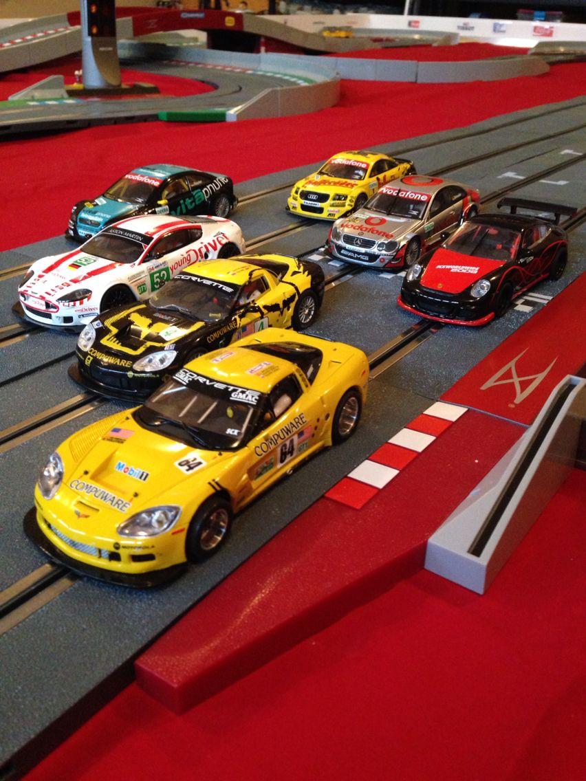 1/32 SCX Digital | Slot Cars | Slot car racing, Slot car