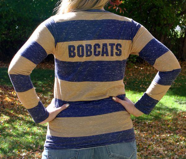 Women's Long Sleeve Shirt, MSU Bobcats | MSU Bookstore