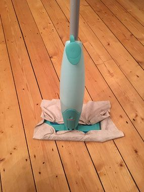 Parkett Reinigen holzpflege fußböden parkettpflegemittel thermomix parkett kokosöl