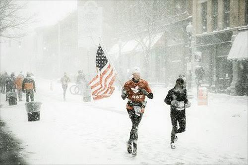 What's the craziest weather you've ever ran through? Do you have a pic? #SPIbelt #RunnerLife