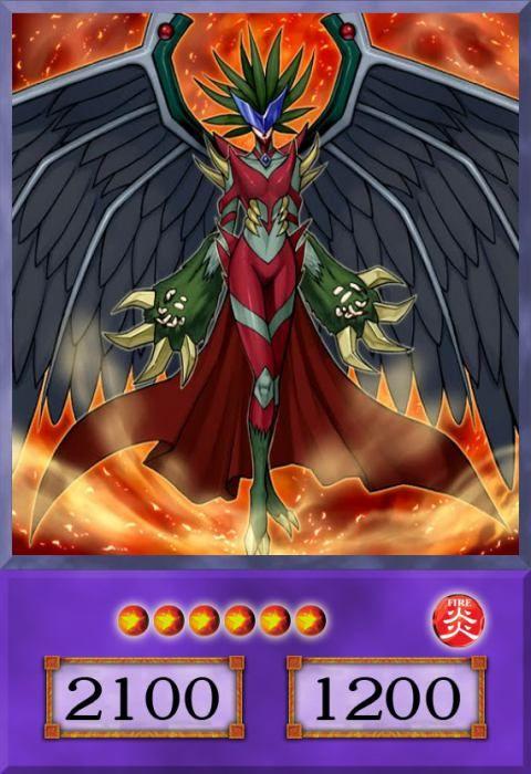 Evil Hero Inferno Wing