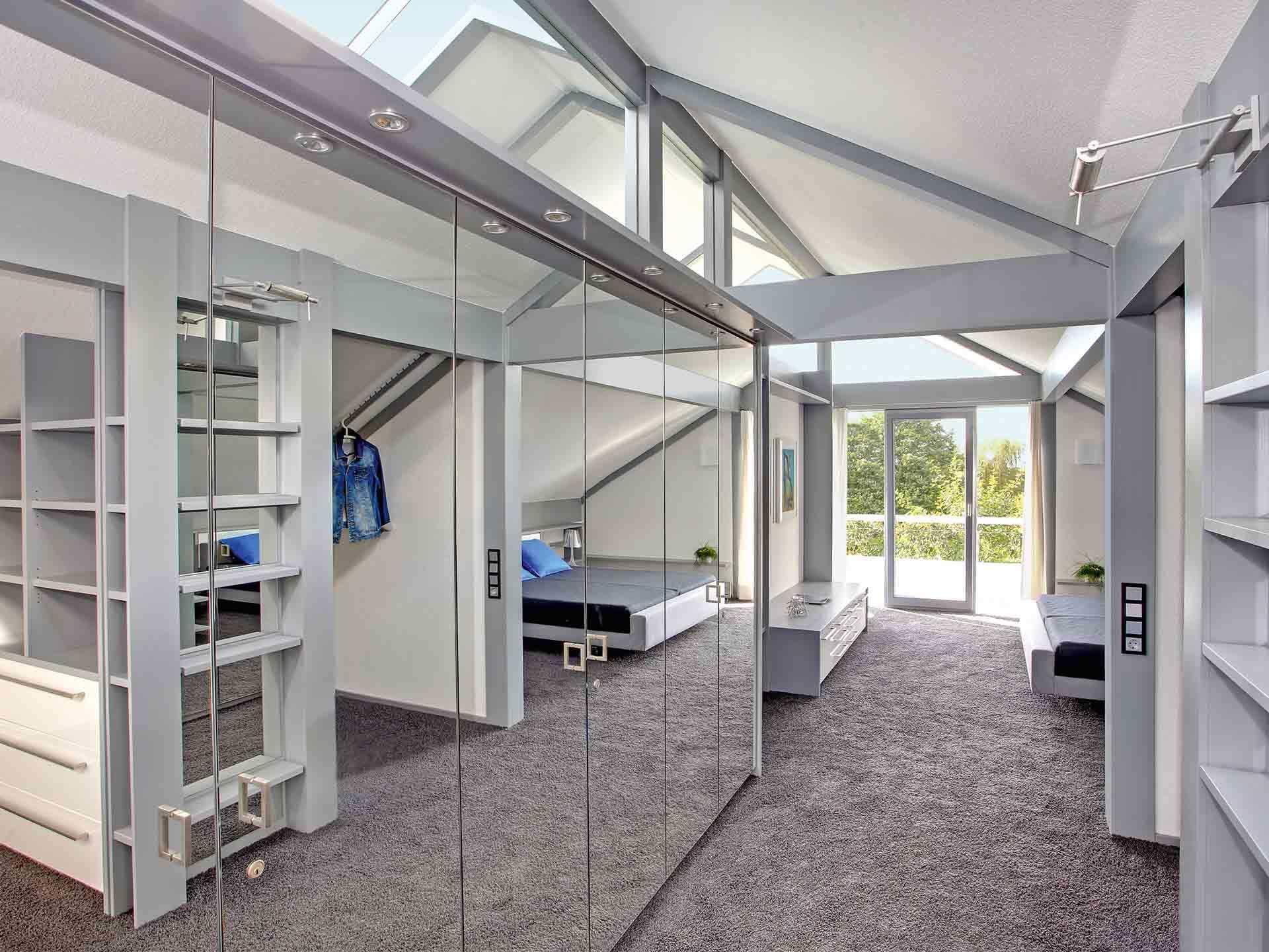 Davinci Haus Mh Gebhardshain 3 Ankleide Zimmer Ankleidezimmer Und Raumaufteilung