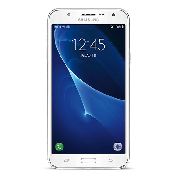 Samsung Galaxy J7 Features Specs And Reviews Samsung Prepaid Cell Phones Boost Mobile