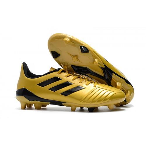 aceptar apoyo psicología  Adidas Predator Tango 18.4 FG Black Gold 39-45   Adidas predador, Tango,  Adidas