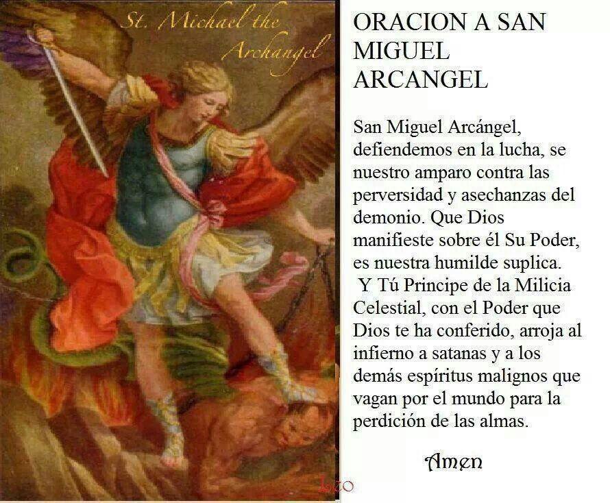 Oración de la Magnífica para protección
