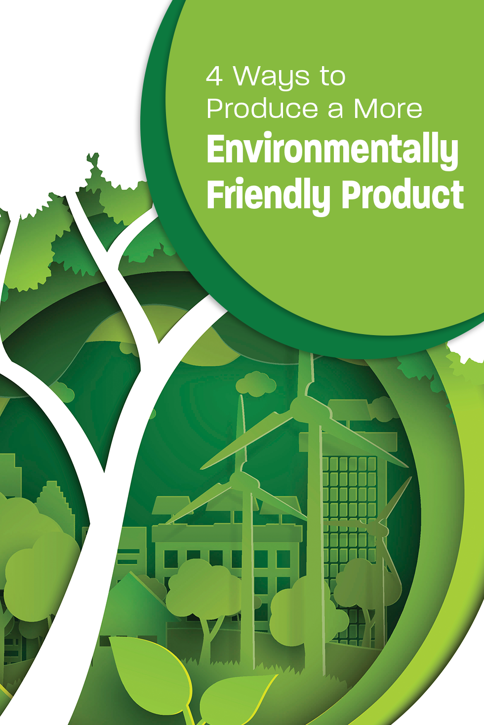 4 Ways To Produce A More Environmentally Friendly Product Environmentally Friendly Technology Review Environment