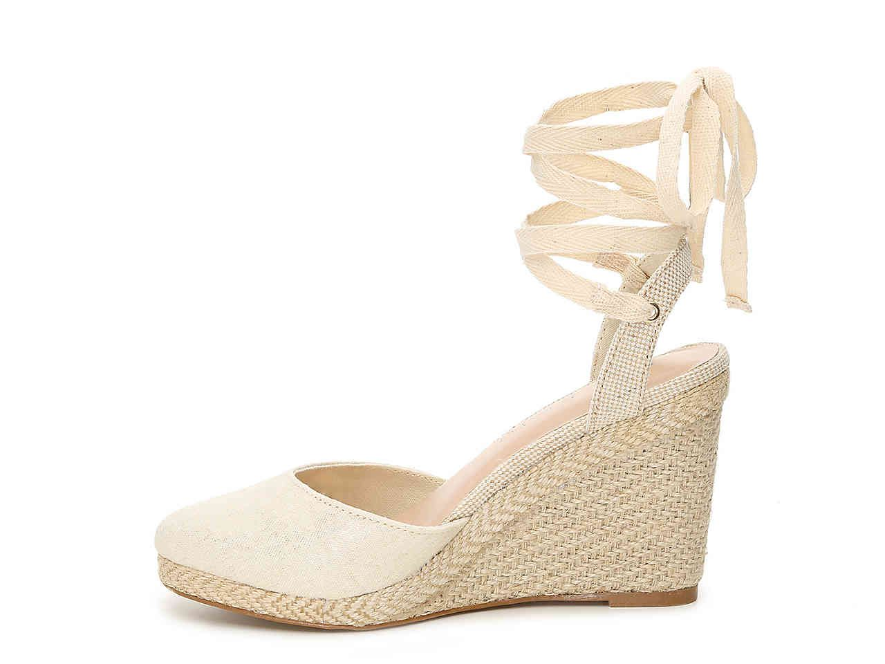 99f46c845802 Kelly   Katie Hanah Wedge Sandal Women s Shoes