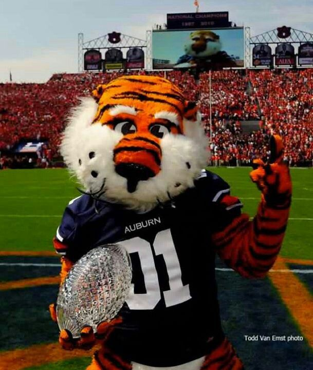 We Are The Champions 2010  #WAREAGLE #Aubie   For Great Sports Stories, Funny Audio Podcasts, and Football Rules Tutorial www.RollTideWarEagle.com