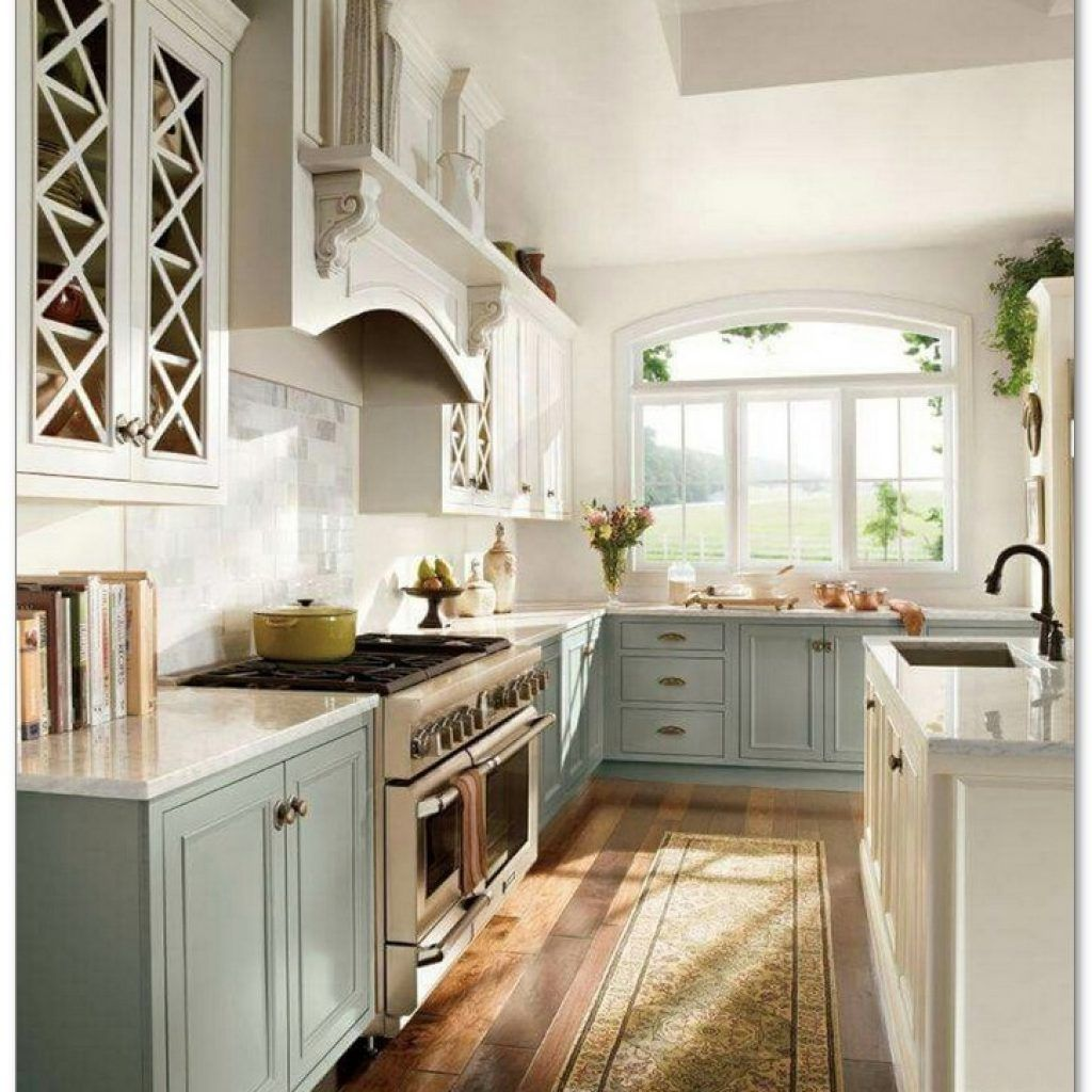 9+ French Country Kitchen Modern Design Ideas – Decorating Ideas ...