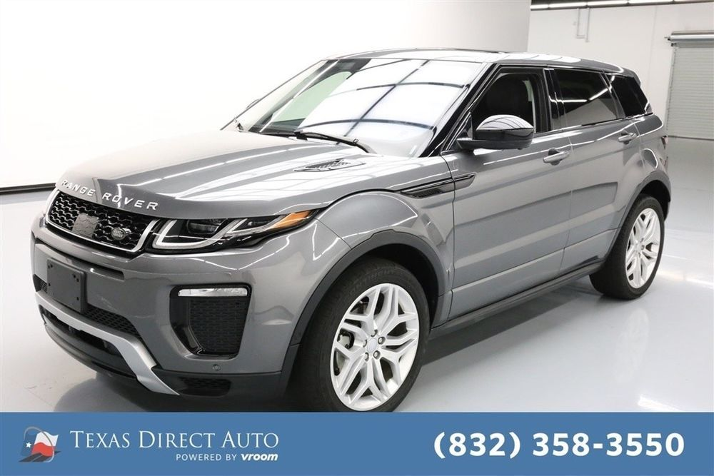Land Rover Range Rover HSE Dynamic Texas Direct Auto 2016