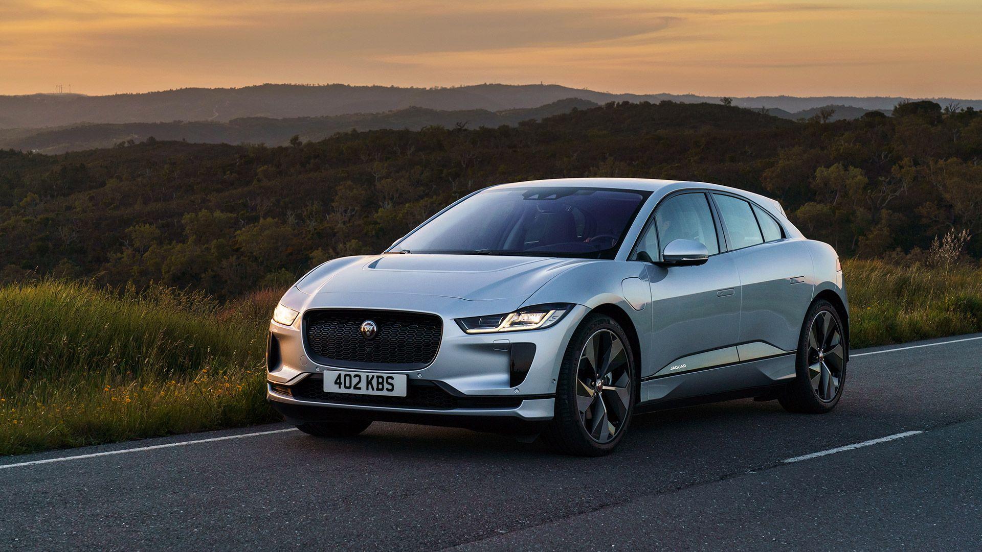 The Jaguar I Pace Ev Made Up Nearly Ten Per Cent Of Jaguar S Sales Last Month The Electric Crossover Made Up Nearly Ten Per Cent Of J Jaguar Car Car Model Car