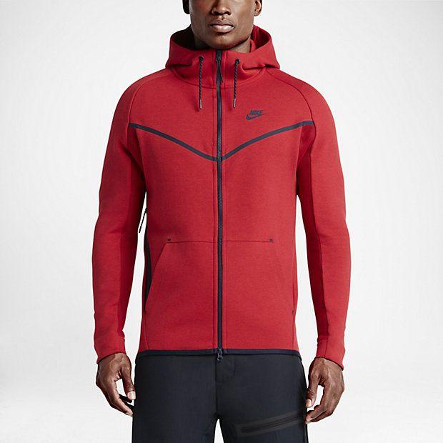 ad979ab22000 Nike Tech Fleece Windrunner Hero Men s Jacket