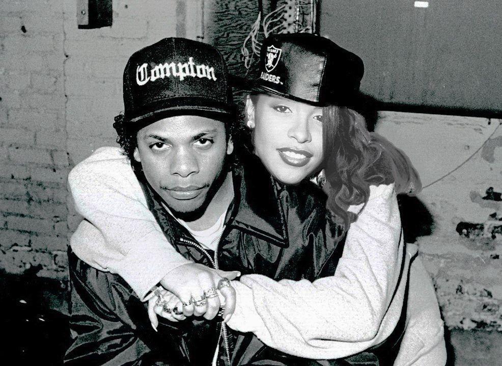 Eazy E Hairstyle: Eazy E And Aaliyah …legends