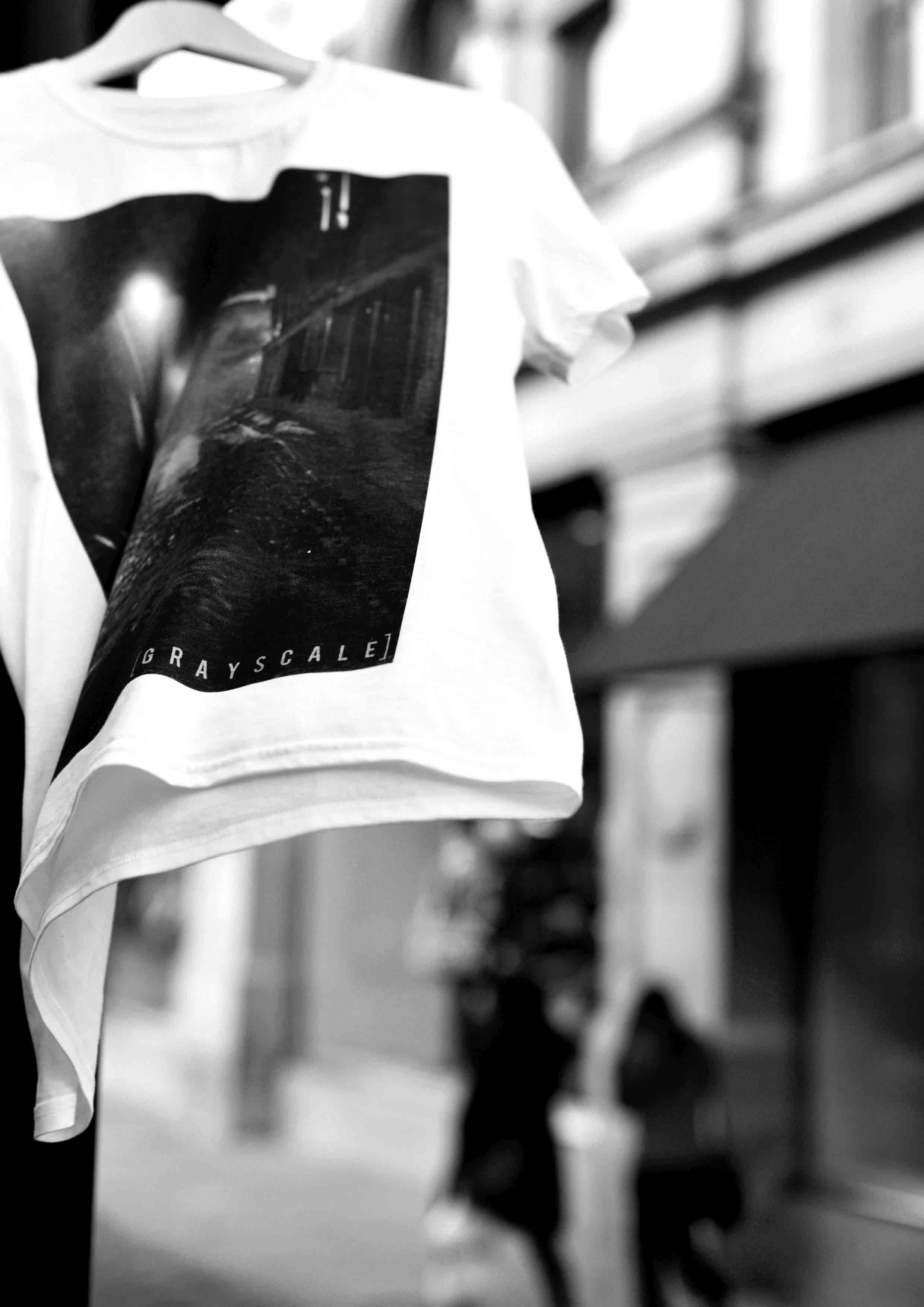 Grayscale Clothing