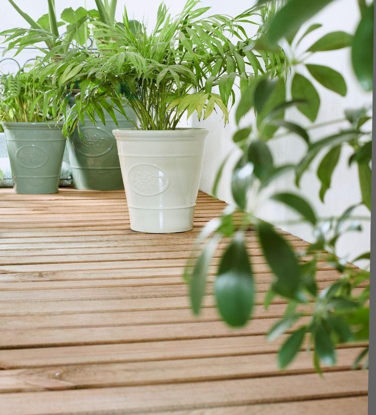 Pot Jardiniere Et Bac A Fleur Jardiniere Plastique Pot De Fleurs Decoration Jardin