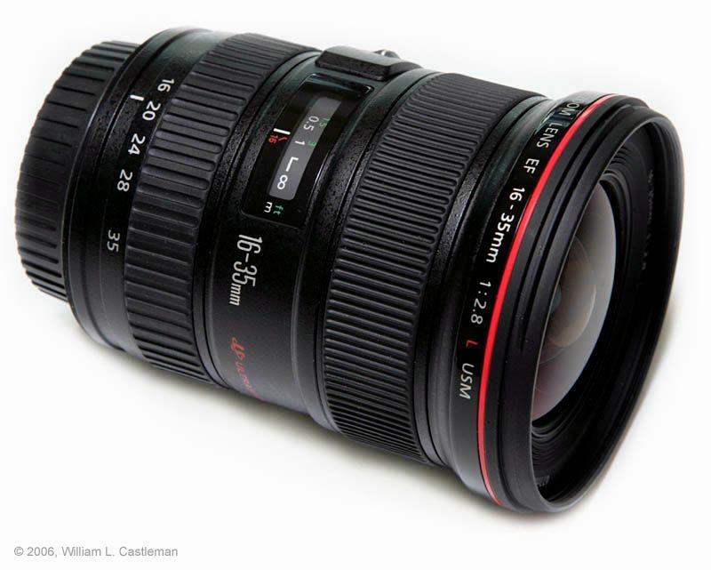 Canon S 16 35mm F 2 8 L Dslr Lens Canon Ef Canon