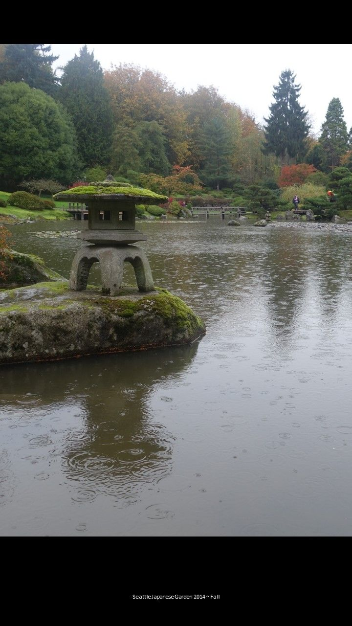 Seattle Japanese Garden construction began in March 1960 and was completed on an accelerated schedule within four months. Juki Iida personally scouted and selected 580 large granite rocks (some of them boulders) from the nearby Snoqualmi Pass to insert in the garden. Since the construction of the garden was originally envisioned to require three years, the execution required a number of revisions and changes in design throughout the garden.