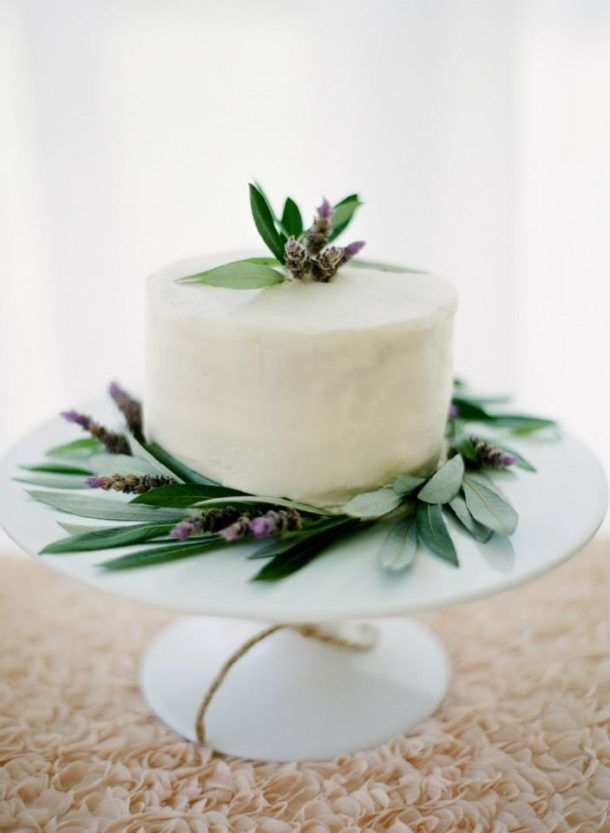 simple wedding cake; wedding by all you need is love events
