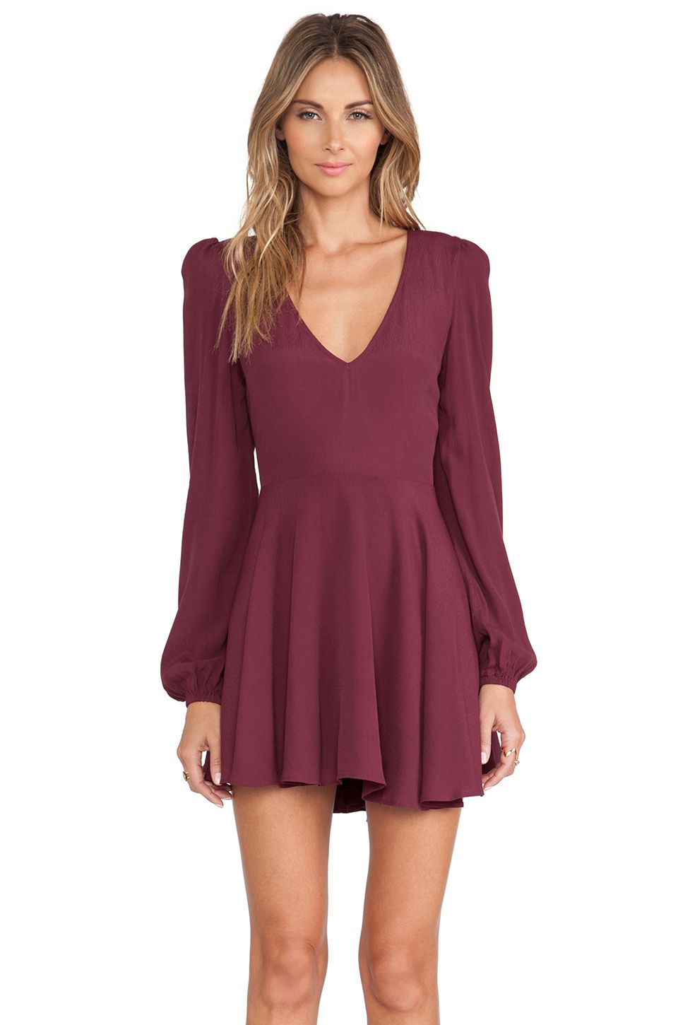 Shimmy dress by lovers friends revolveclothing falldress