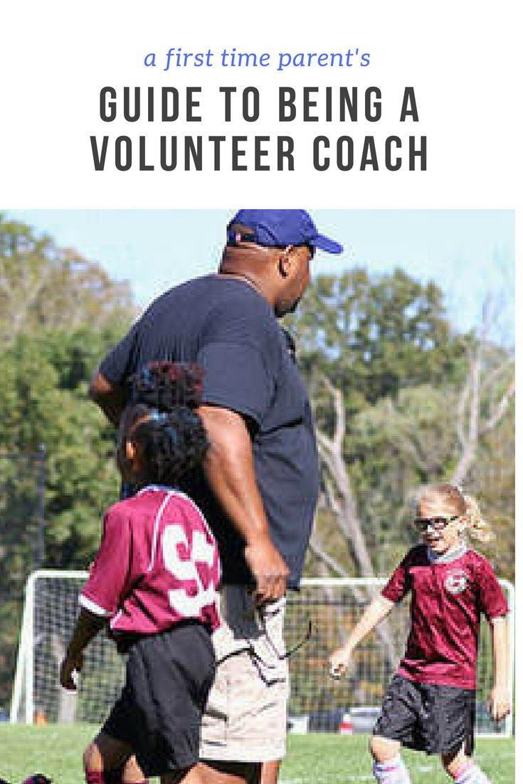 info on how to excel being a volunteer coach for your childs youth sports
