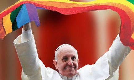 El Papa Francisco arremete contra los Gays.