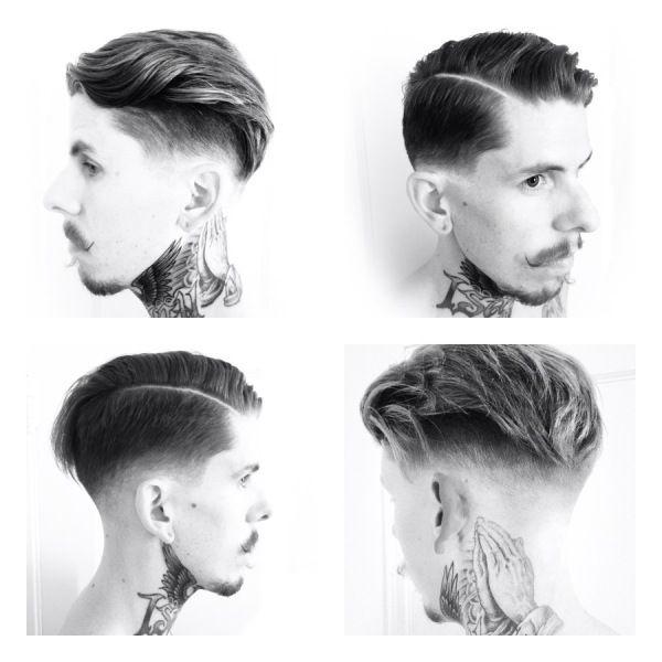 Modern Classic Men S Haircut Classic Mens Haircut Men Haircut Styles Haircuts For Men