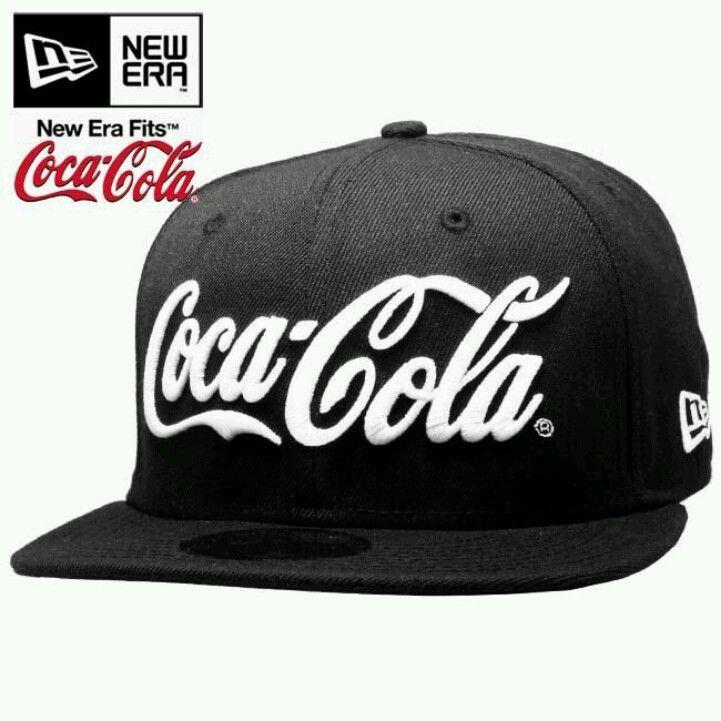 451ae3adf2a7 Coca Cola New Era cap...