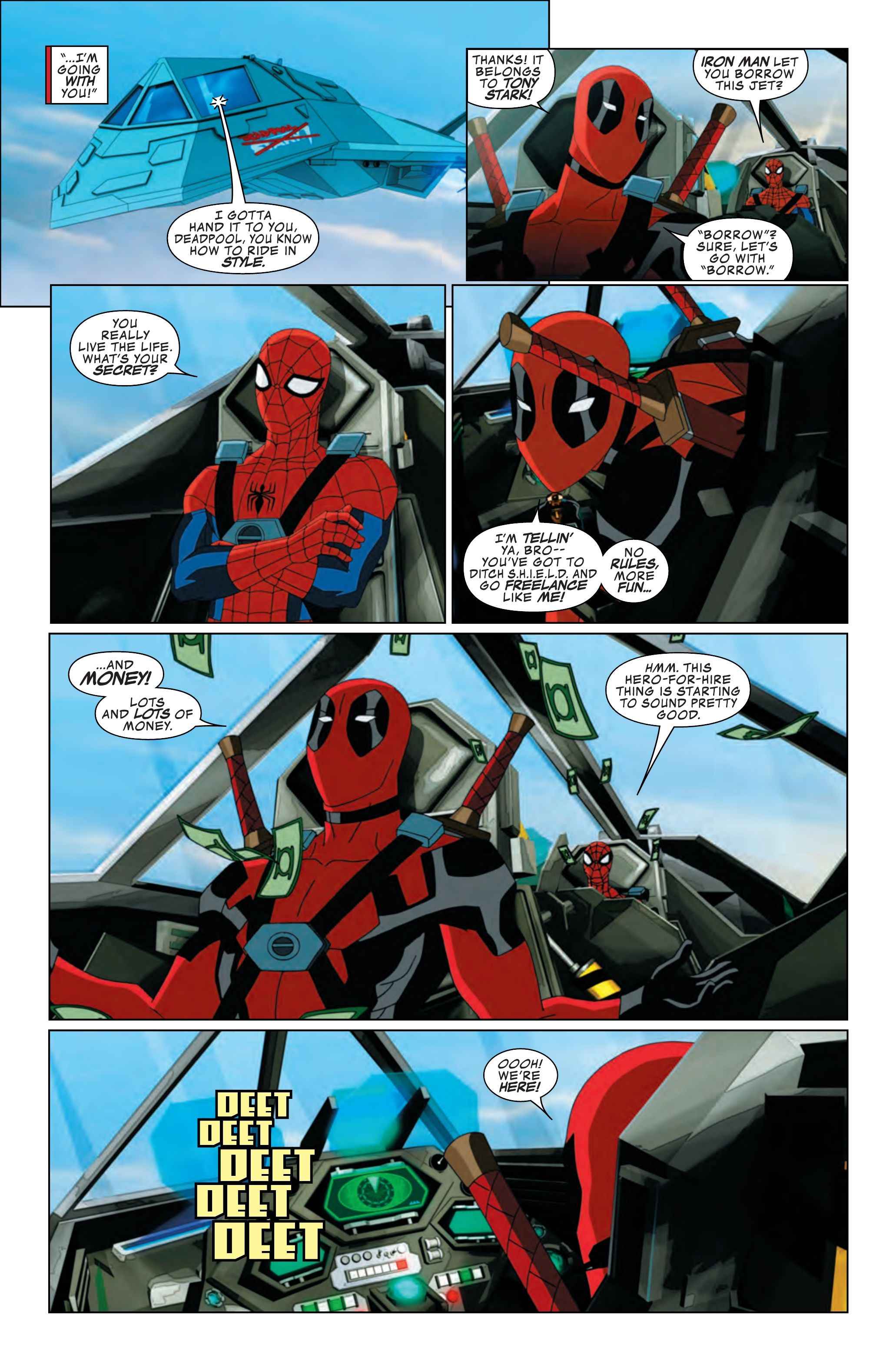 Preview: Marvel Universe Ultimate Spider-Man - Web Warriors #8,   Marvel Universe Ultimate Spider-Man - Web Warriors #8 Adapted by: Joe Caramagna Art: Disney Animation Publisher: Marvel Publication Date: June...,  #All-Comic #All-ComicPreviews #Comics #DisneyAnimation #JoeCaramagna #Marvel #MARVELUNIVERSEULTIMATESPIDER-MAN:WEBWARRIORS #Previews
