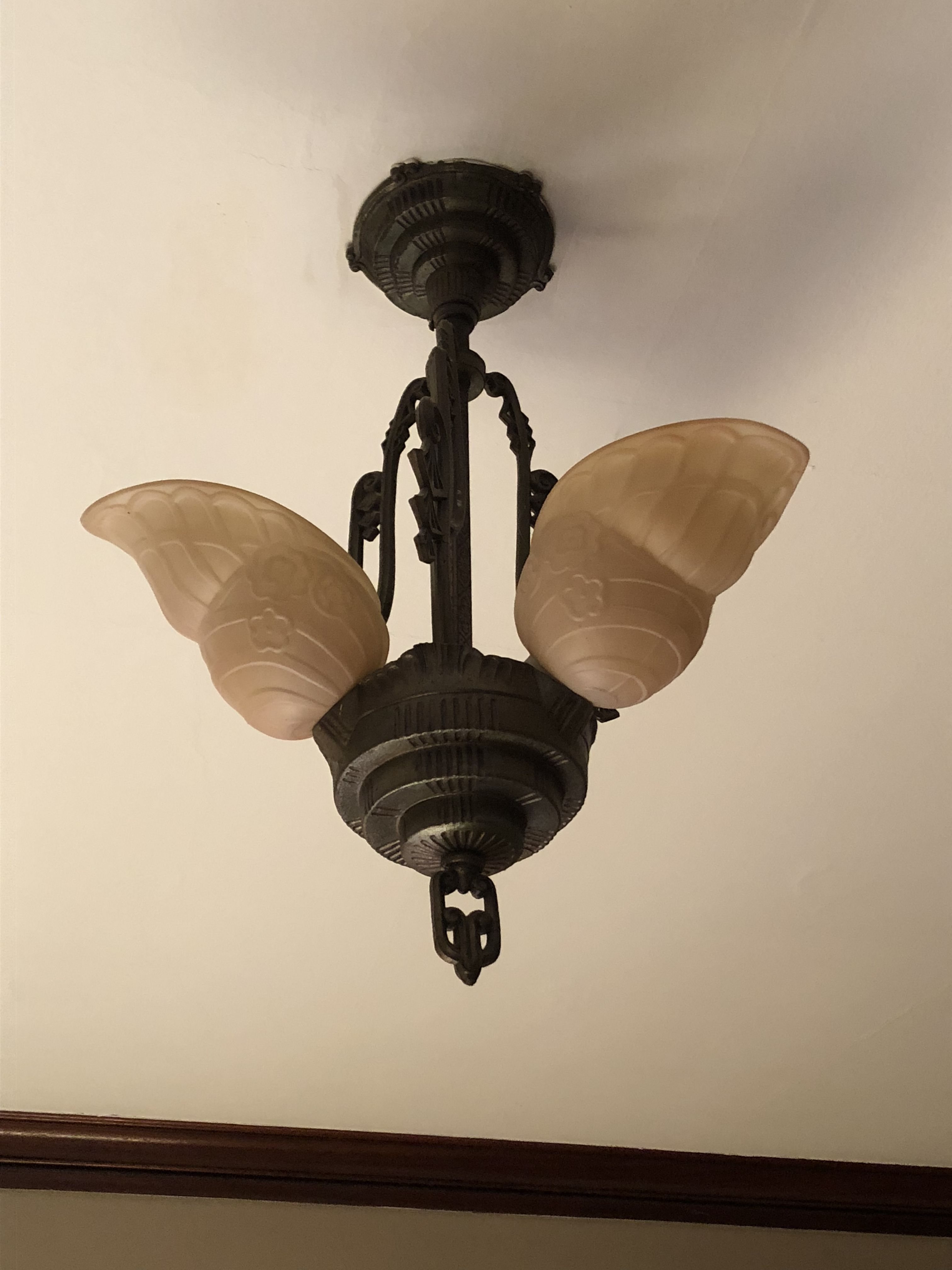 Interior Solent Trading Brushed Aluminium Ceiling Fan Available