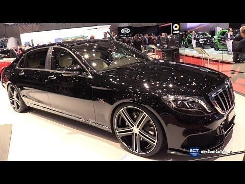 scaldarsi emperor i mercedes-maybach 888hp £1.1million - youtube | a