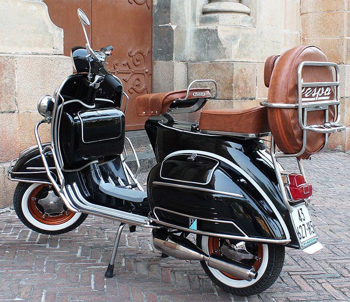 1966 Vespa VBC Super Thứ cần mua Vespa, Pocket bike