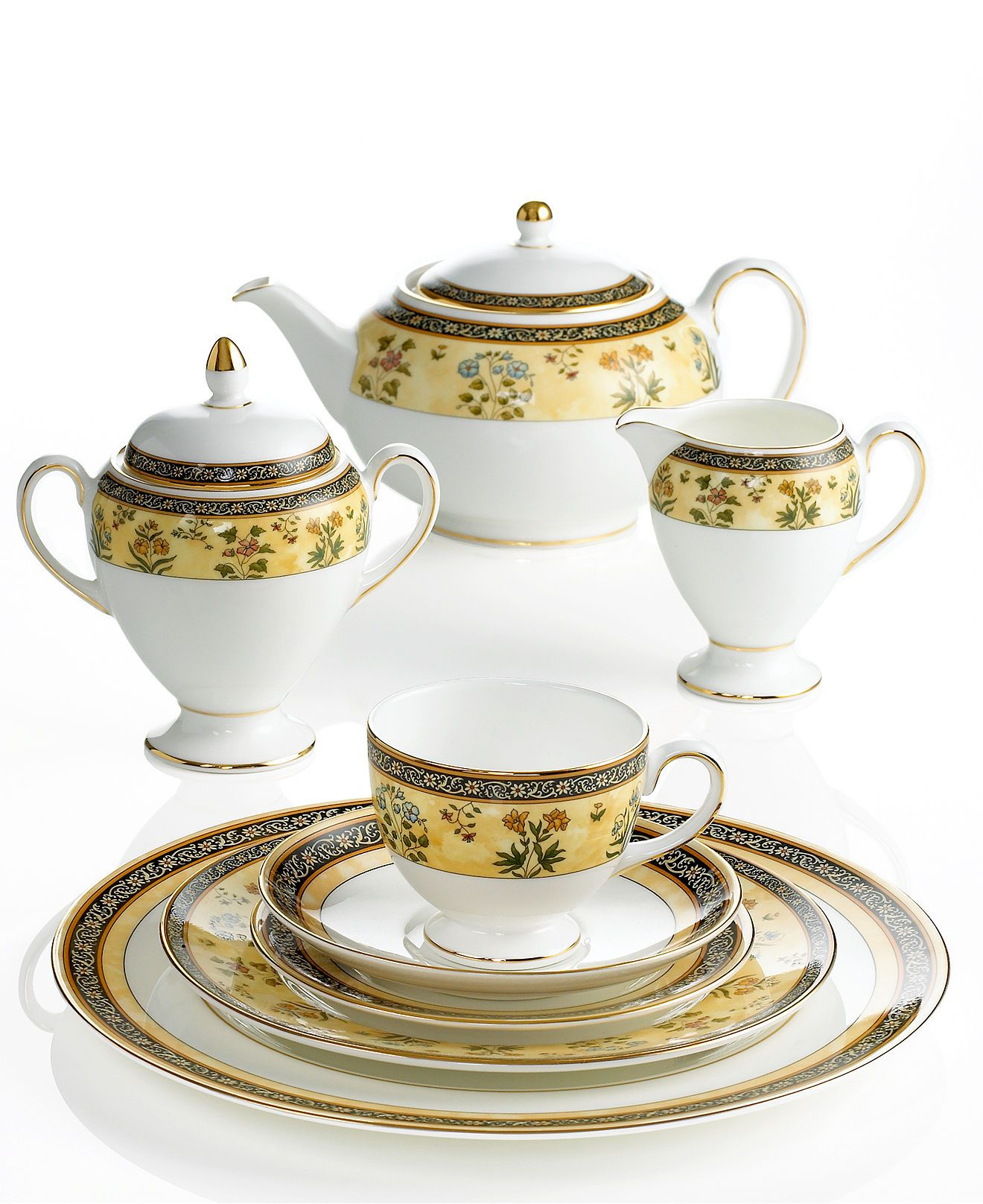 Wedgwood India Collection - Fine China - Macy\u0027s  sc 1 st  Pinterest & Wedgwood India Collection | Wedgwood China and India