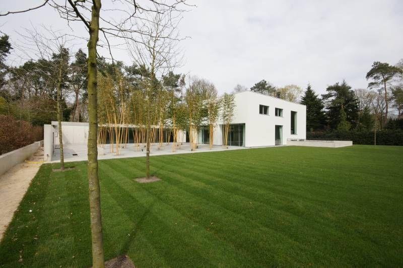 Guesthouse met spa en welness huizen door kleurinkleur interieur