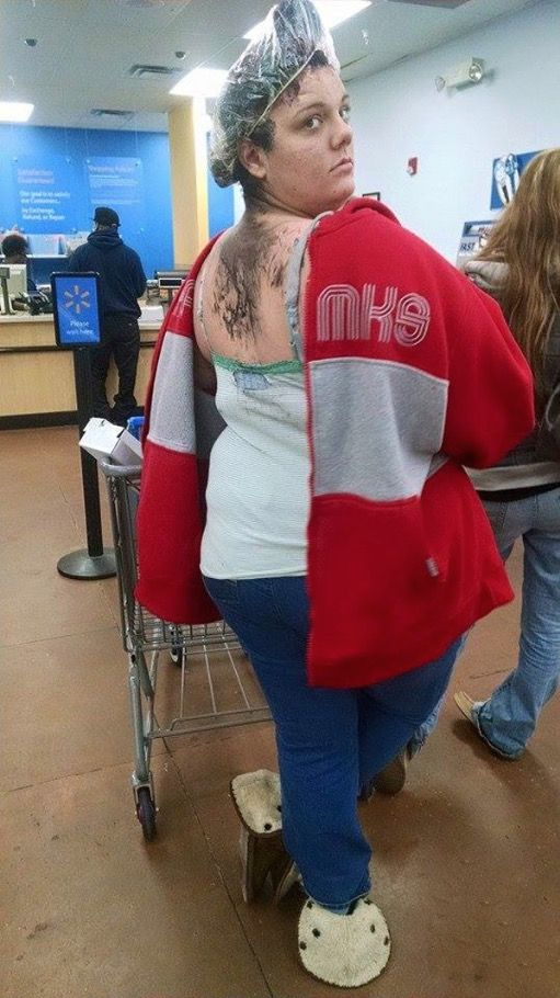 Hair Dye For Your Back Hair At Walmart Walmart Funny Hair Dye And