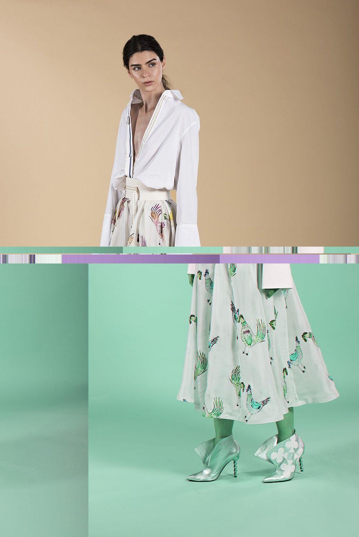 Shop te look by Silvia Tcherassi   Moda Y Estilo _ Fashion And Style ...