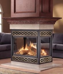 Napoleon Bgnv40n4 36 Vented Gas Fireplace Gas Fireplace