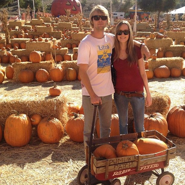 Finding the perfect pumpkin this weekend at a pumpkin patch in
